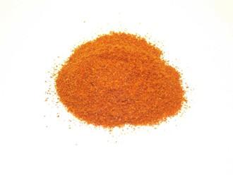 selbst hergestelltes chili pulver